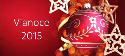 Vianoce a nový rok 2016