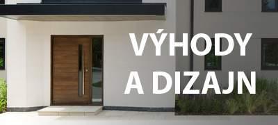 Cenovo výhodné a moderné dizajnové dvere