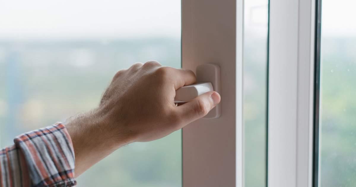 Bezpečnostná kľučka na okná