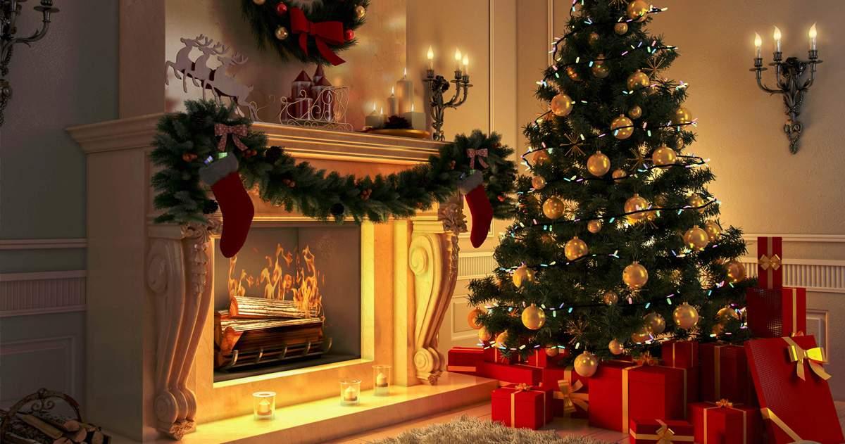 Ako vyzdobiť okno na Vianoce?