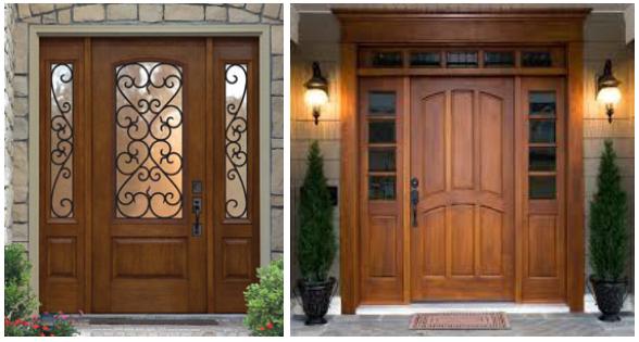 Vchodové dvere – portál do vášho domu
