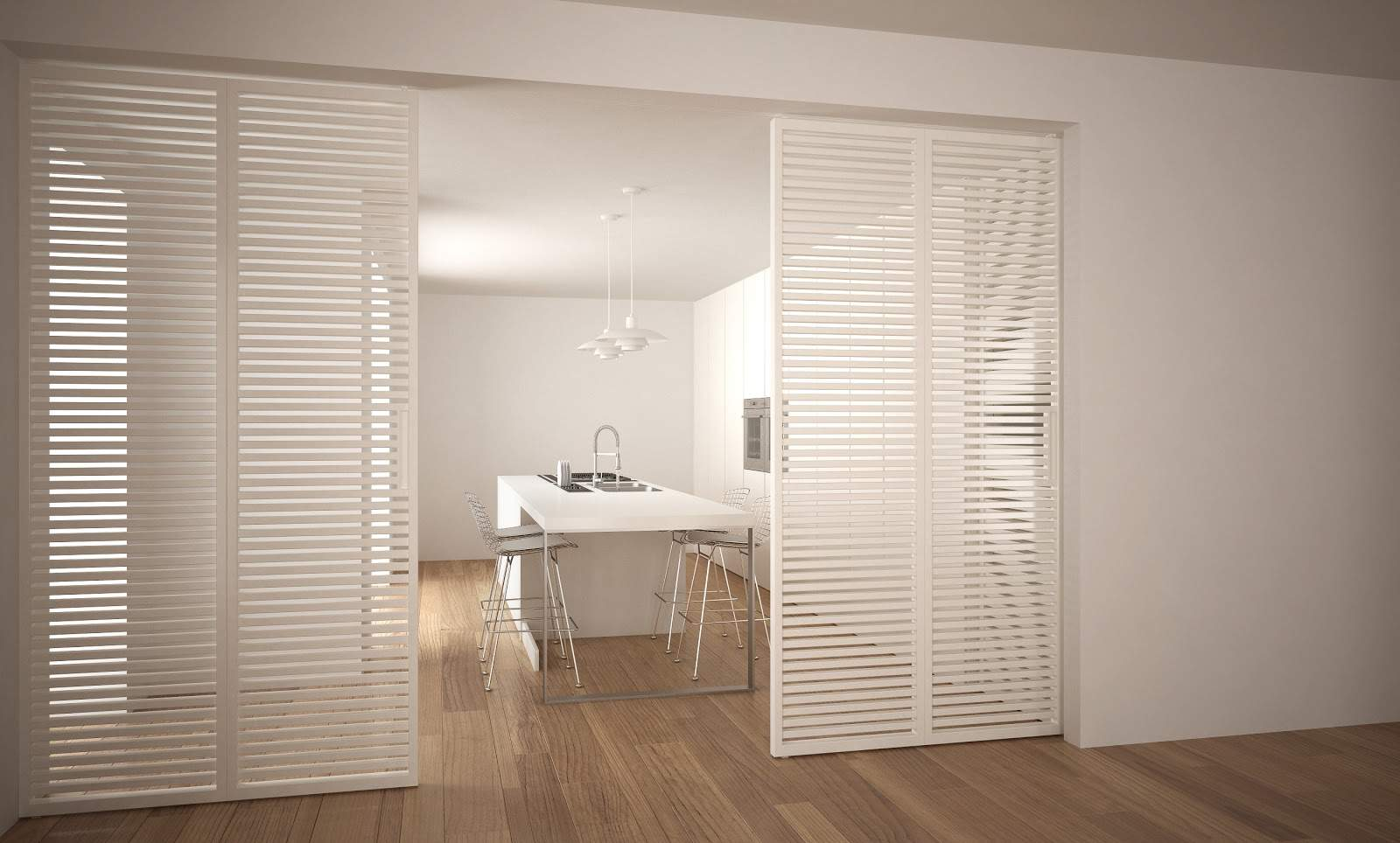 Hliníkové dvere a sklenené priečky: 3 tipy pre praktickú domácnosť