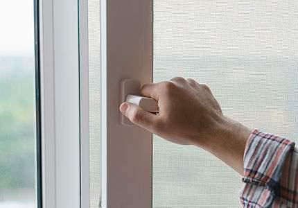 Okenné fixné sieťky