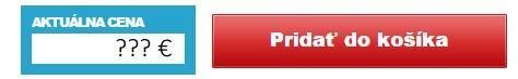 Kalkulácia ceny a pridanie do košíka