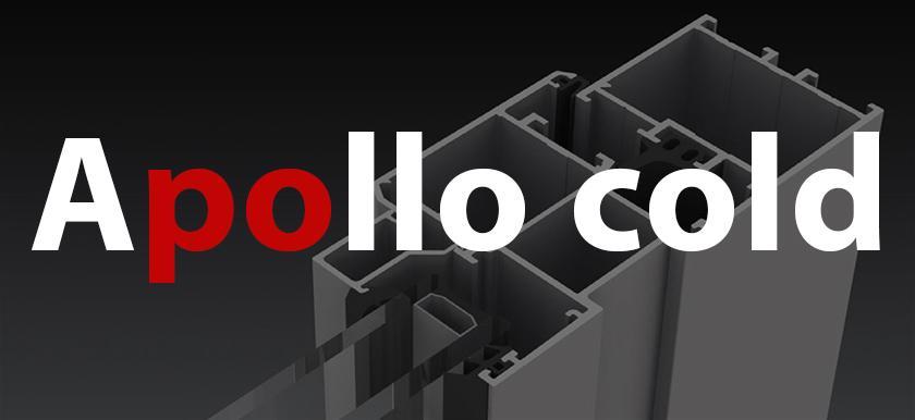Hliníkový systém - Apollo Cold