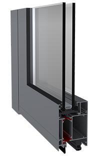 Hliníkové dvere Hercules