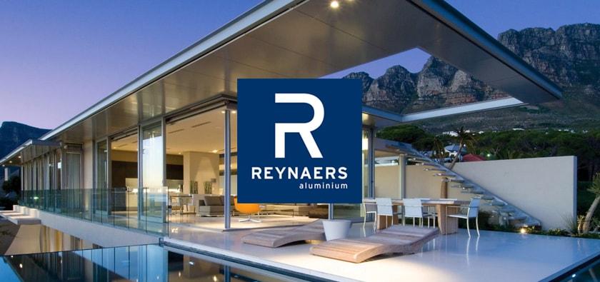 Hliníkové okenné systémy REYNAERS