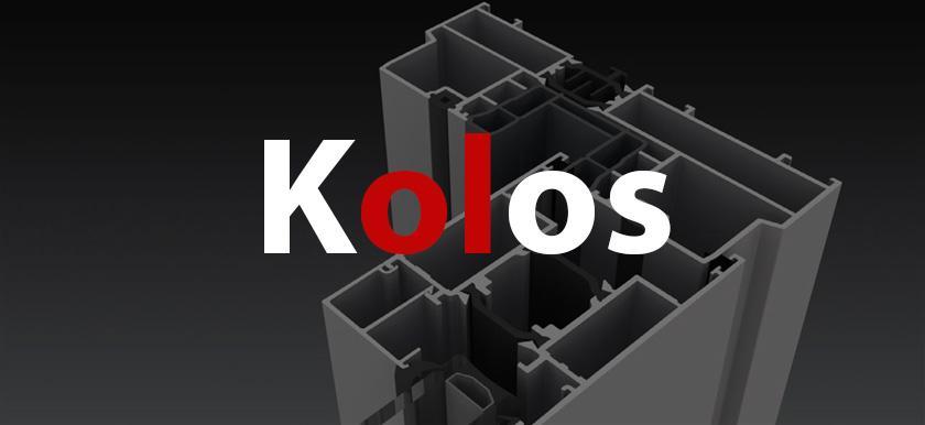 Hliníkové zdvižno-posuvné dvere HST - Kolos