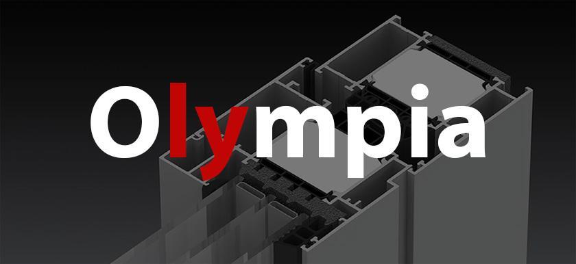 Hliníkový systém - Olympia HI