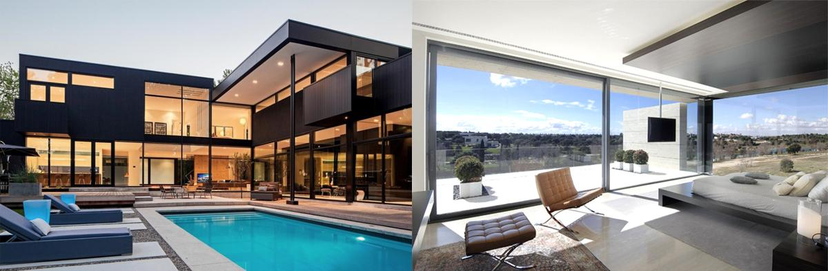 Architektúra skla - Dizajn budúcnosti