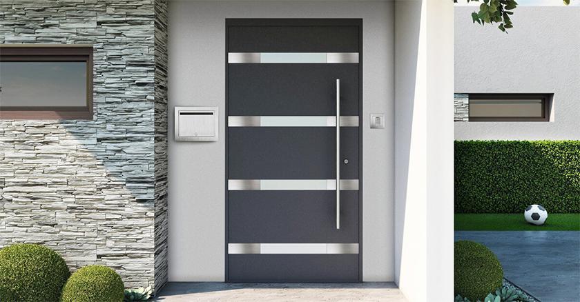 Dbajte na bezpečnosť Vašich vchodových dverí!