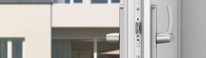 Bezpečnostný systém vchodových dverí - Väčšie sústredenie, ak sa jedná o bezpečnosť.