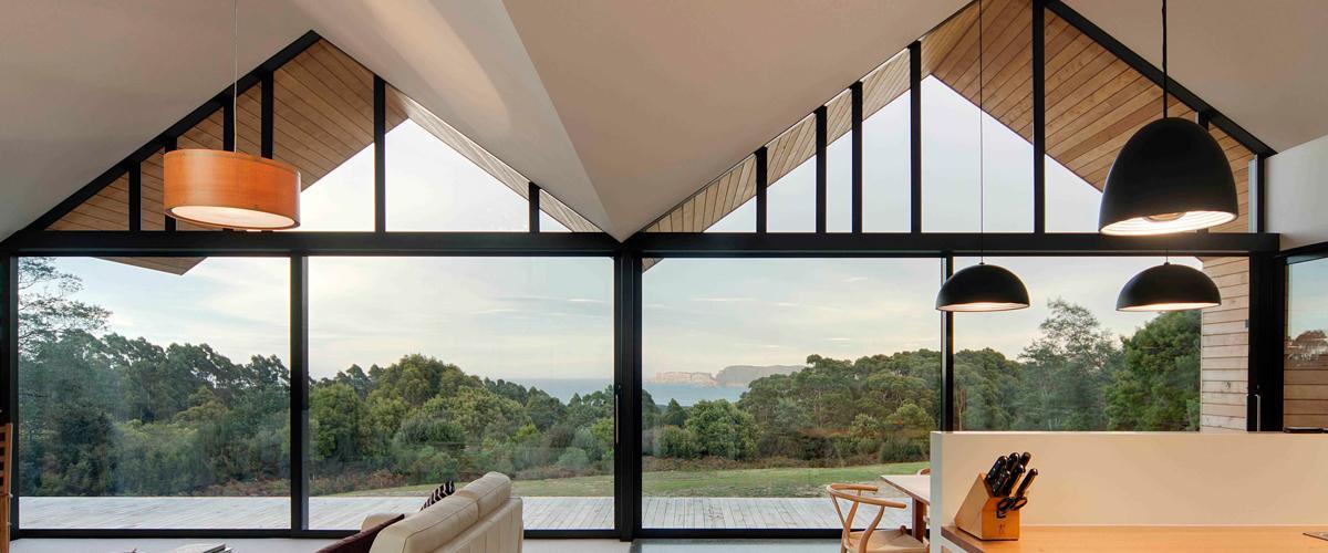 Trojuholníkové okná sa vracajú do moderného trendu !