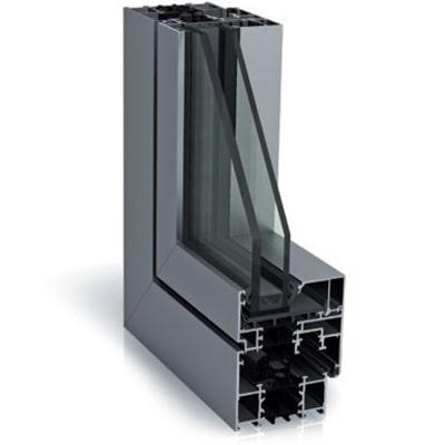 Hliníkové okná WICONA WICLINE 65