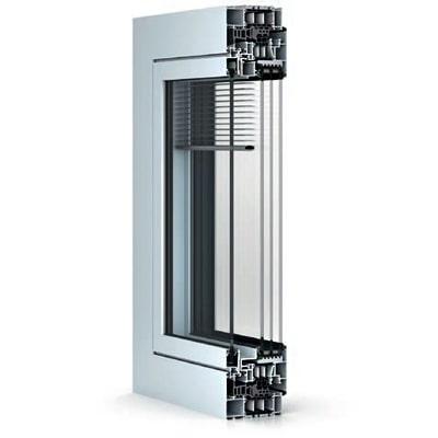 Hliníkové okná WICONA WICLINE 115 AFS