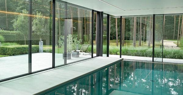 Ilustračná foto z interiéru - WICONA ARTLINE XL