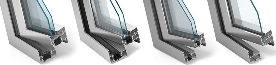 Okenný sytém pre rôznorodé potreby používateľov.