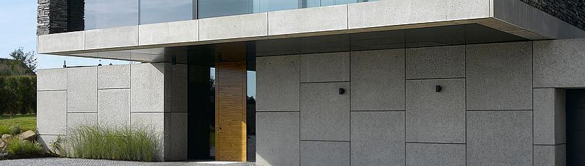 Hliníkové vchodové dvere