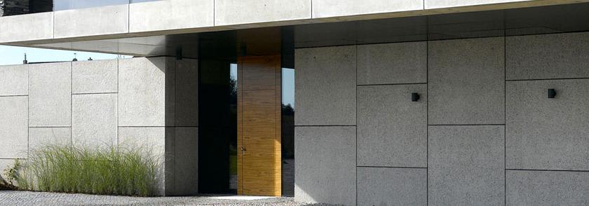 Hliníkové vchodové dvere - INTER-OKNO