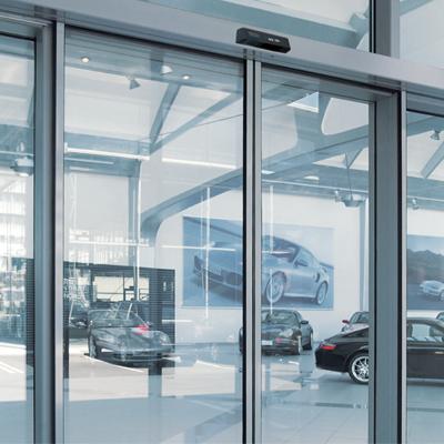 Lineárne automatické posuvné hliníkové dvere