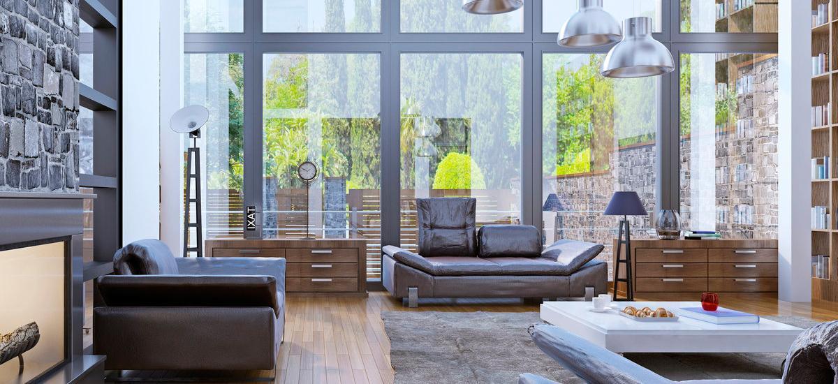 Bohatý interiérový dizajn vždy ohúri.