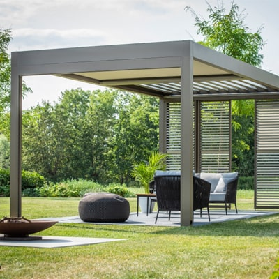 Pergola RENSON ALGARVE CANVAS