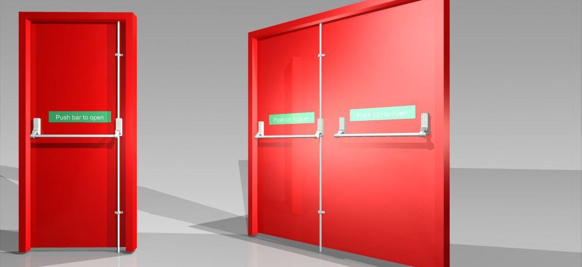Zamysleli ste sa? Protipožiarne dvere sú naozaj dôležité a nevyhnutné!