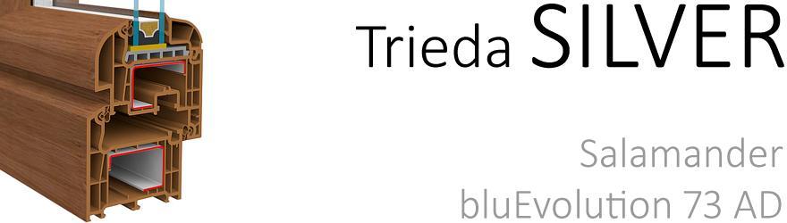 Salamander bluEvolution 73 AD - Trieda Silver