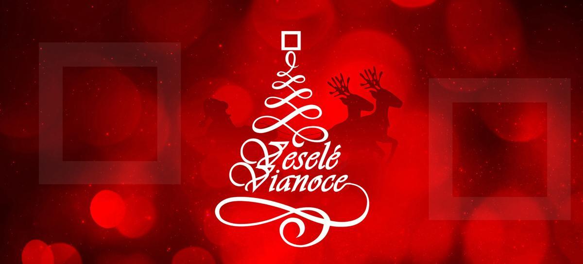 Veselé Vianoce a šťastný nový rok 2016 praje firma INTER-OKNO s.r.o.