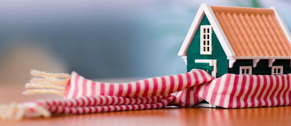 Pozor, aby Váš dom neprechladol!