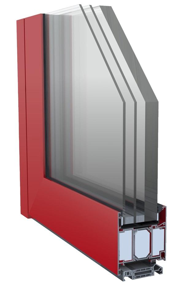 Protipožiarne vchodové dvere