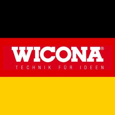 Nemecká značka WICONA (since 1948)