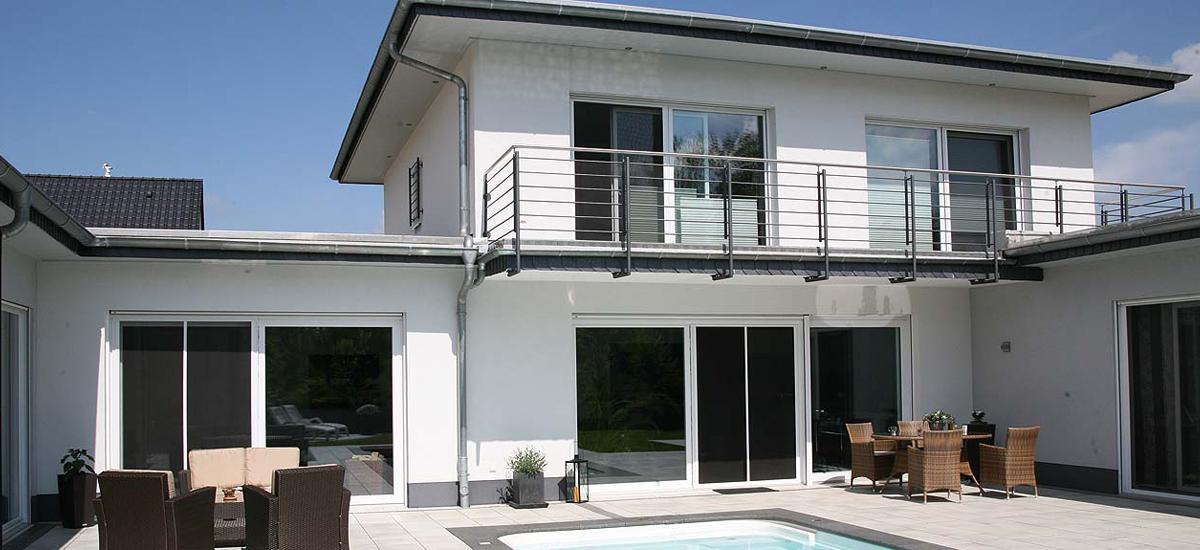 Nádherný dom po výmene okien a po zateplení.