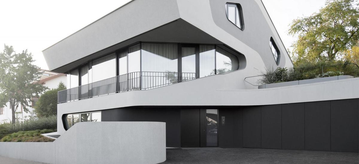 Vyšší level architektúry.