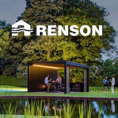 Značka RENSON od roku 1909
