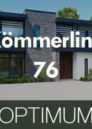 Plastové okná Kömmerling 76 MD