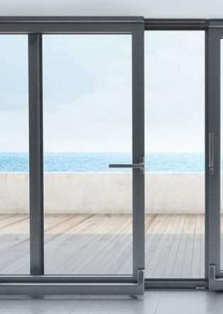 Sklopno-posuvné dvere
