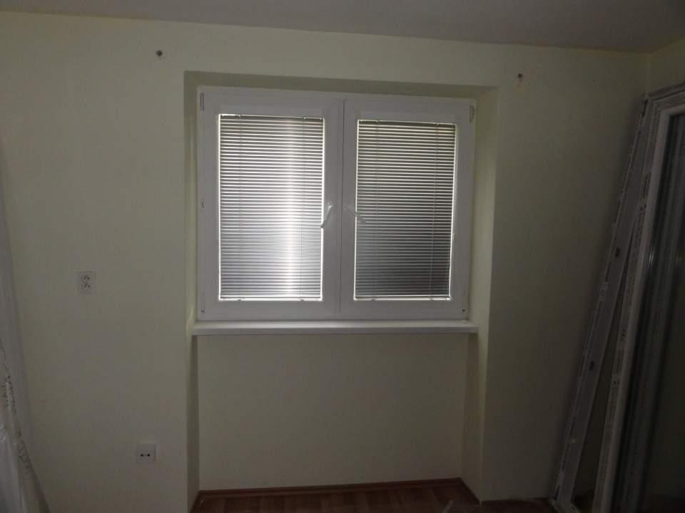 Montáž plastových okien a roliet-Byt - Komárno