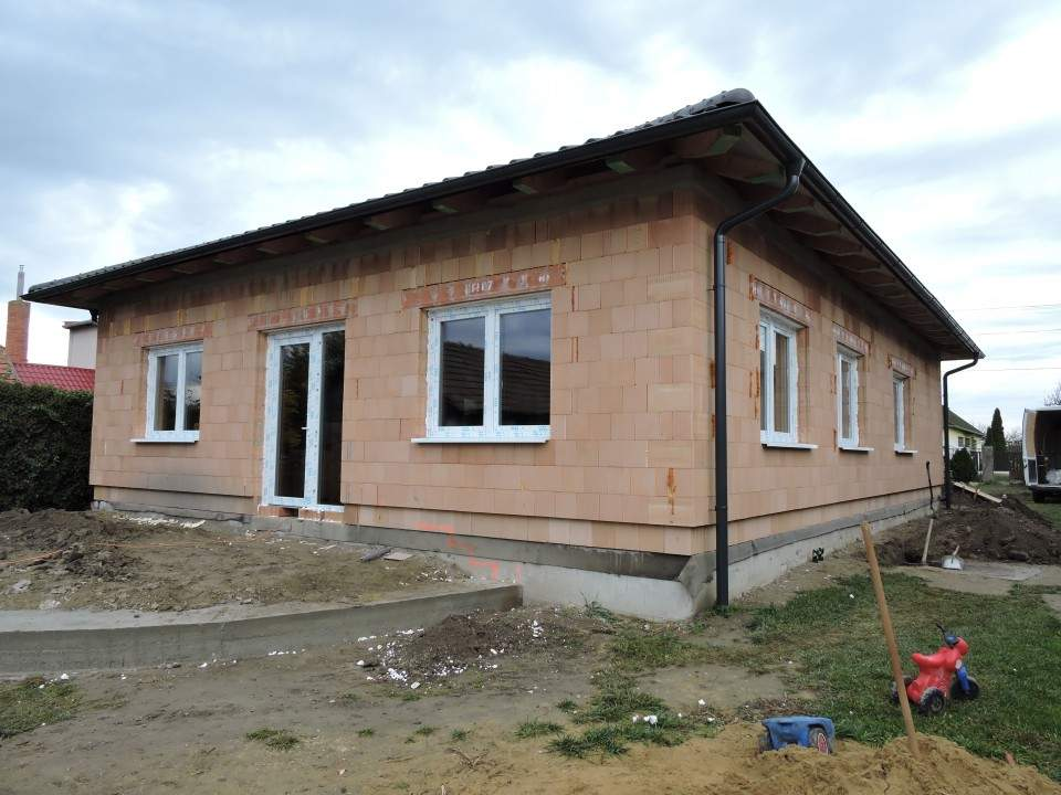 Montáž okien Novostavba - Nitriansky kraj