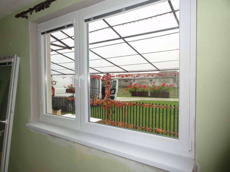 Montáž okien Rodinný dom - Nitriansky kraj