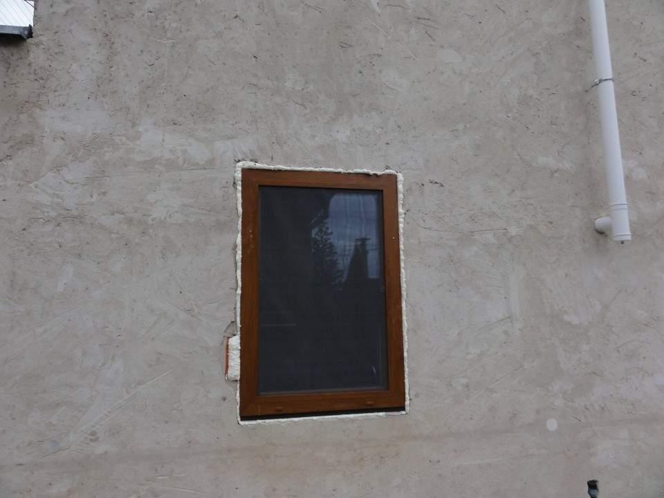 Montáž okien Rodinný dom - Komárno