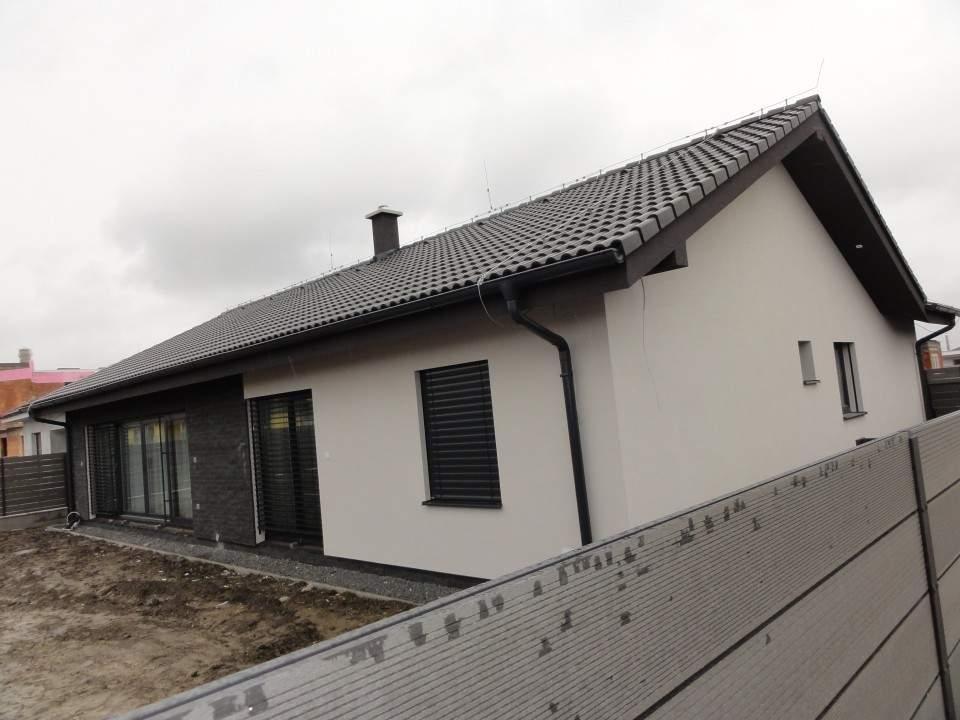 Montáž plastových okien Rodinný dom Bratislava
