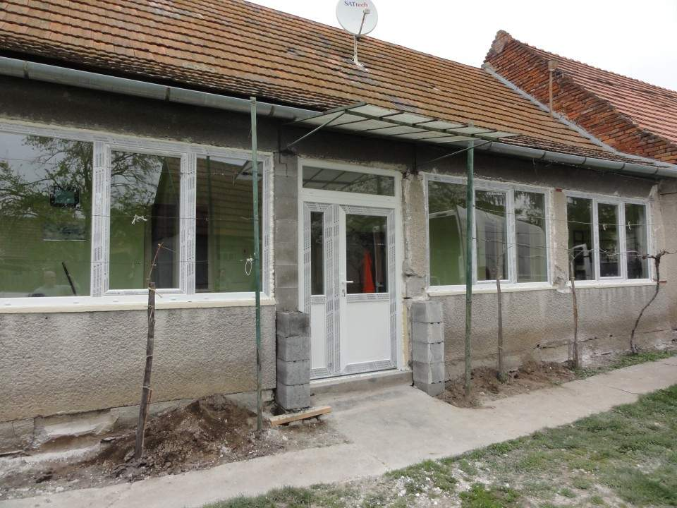 Montáž plastových okien Rekonštrukcia