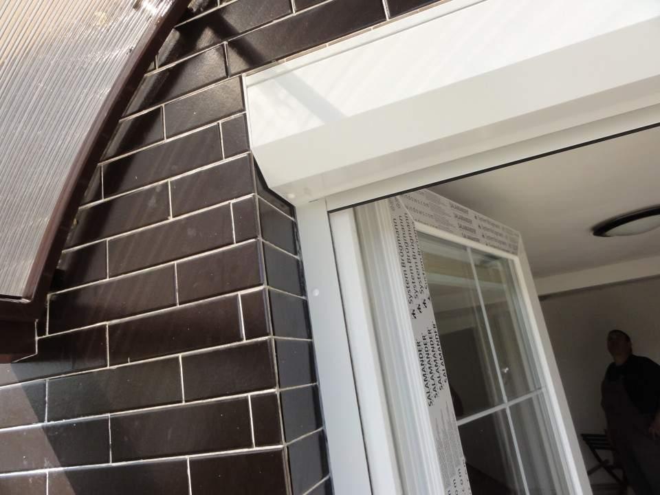 Montáž okien Rekonštrukcia RD