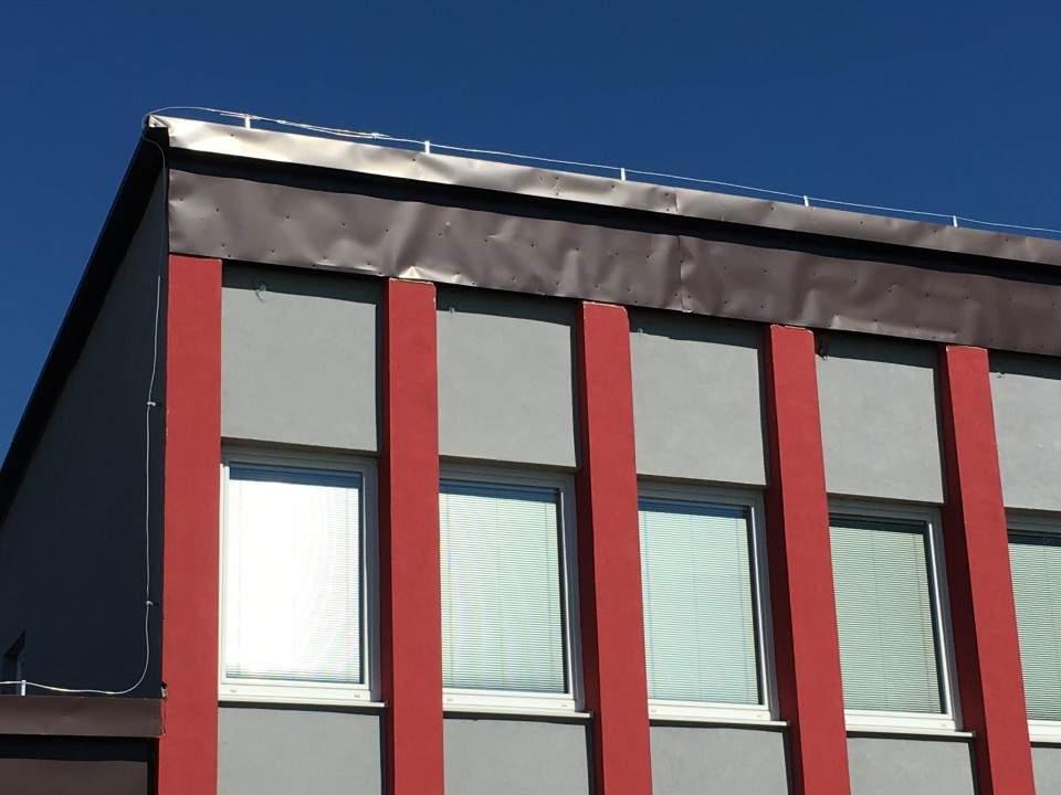 Montáž okien Administratívna budova - NR