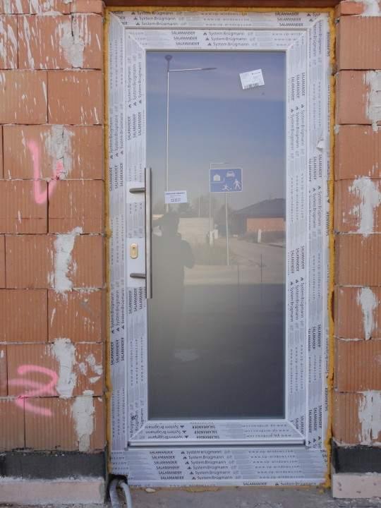 Montáž plastových okien RD - Hviezdoslavov