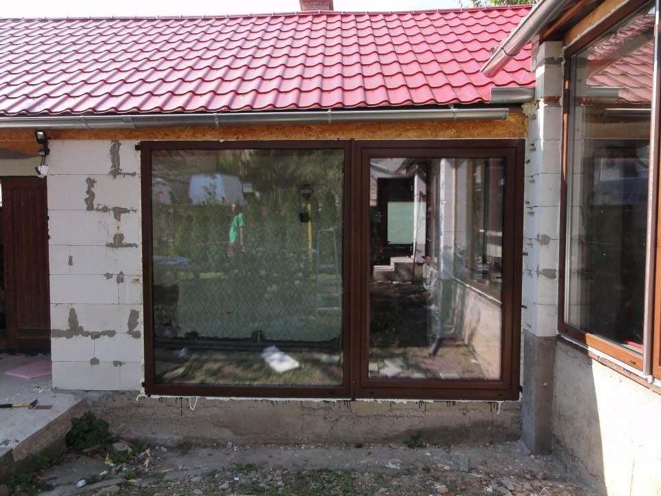 Montáž okien Rekonštrukcia - Piešťany