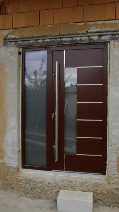 Montáž panelových dverí Exclusive