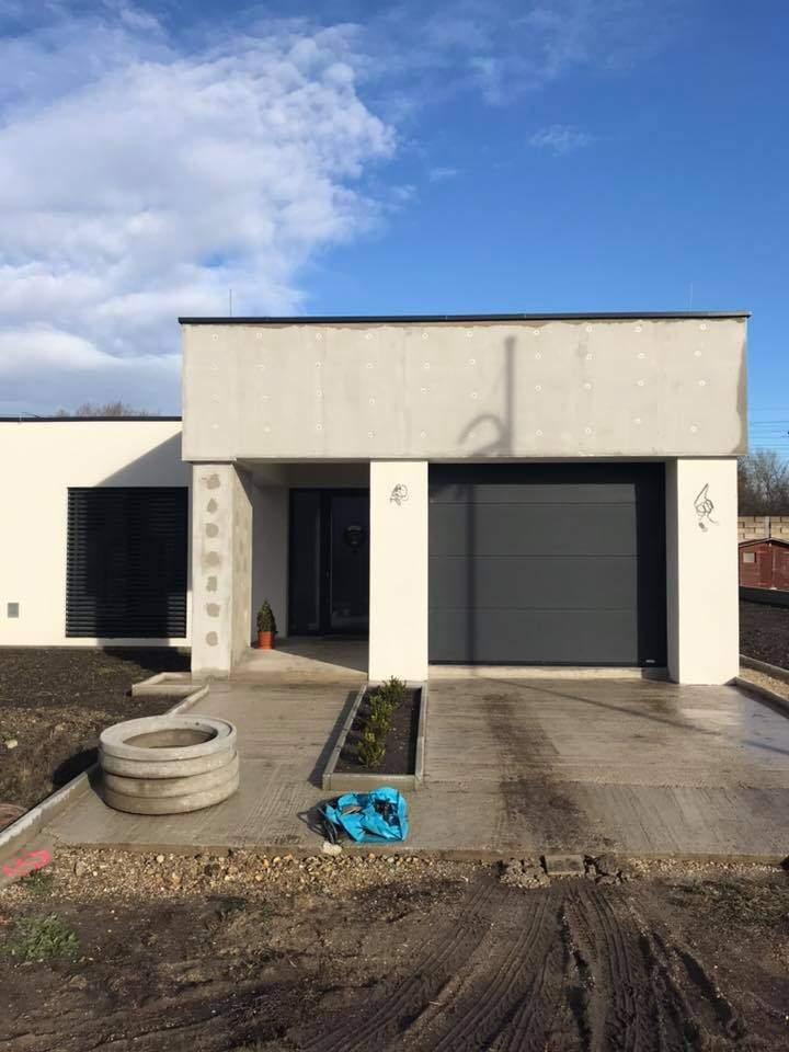 Montáž hliníkových okien a dverí - Nickelsdorf