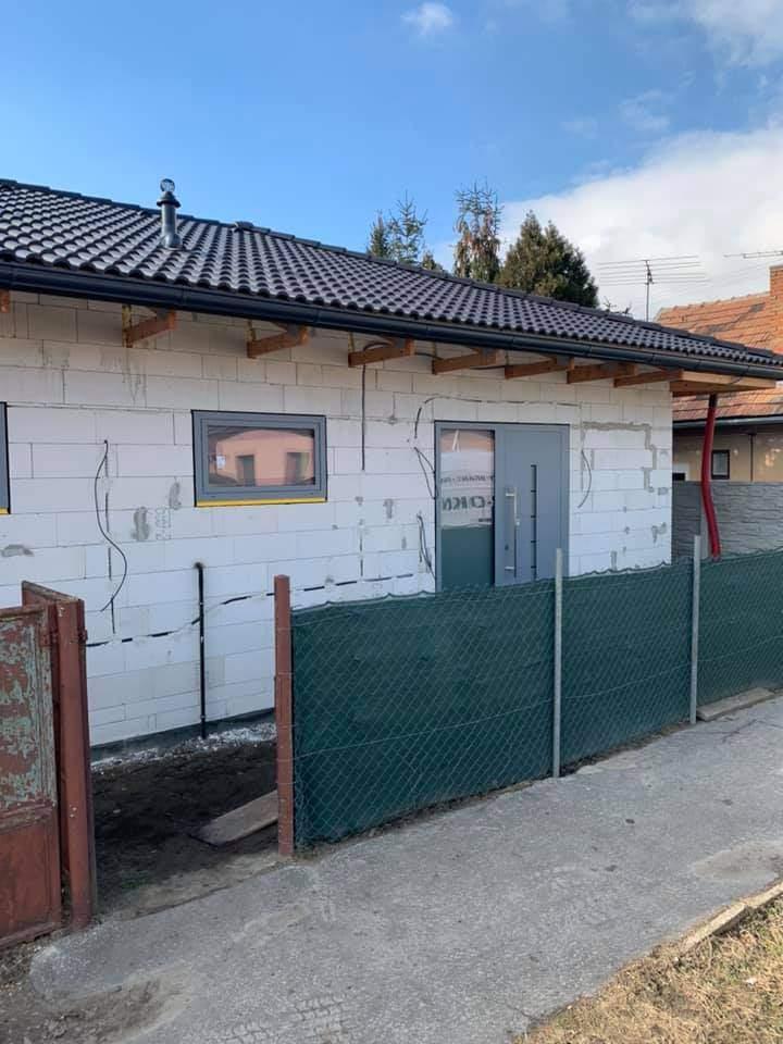 Montáž a výroba hliníkových okien a dverí - Nové Zámky